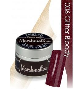 Chiodo Pro  Żel linia marshmallow glitter bloody nr 006