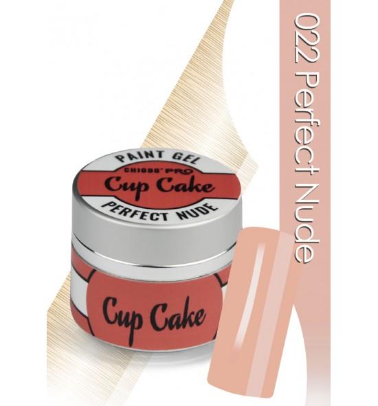 Chiodo Pro  Żel linia cup cake perfect nude 022