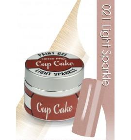 Chiodo Pro  Żel linia cup cake light sparkle 021