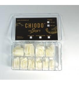 ChiodoPro SOFT Tipsy 300 szt NATURALNE