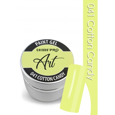 CHIODO PRO Art Paint Gel - 041 Cotton Candy 5ml