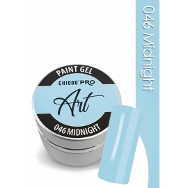 CHIODO PRO Art Paint Gel - 046 Midnight 5ml