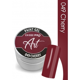 CHIODO PRO Art Paint Gel - 049 Cherry 5ml