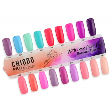 CHIODO PRO With Love from LA Summer Madness