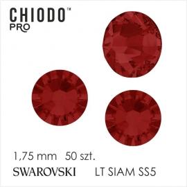 Chiodo PRO Cyrkonie Swarovski 30 SS 5 LT SIAM