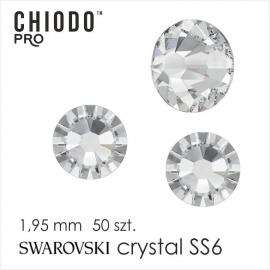 Cyrkonie Chiodopro Crystal SS6 50sztuk