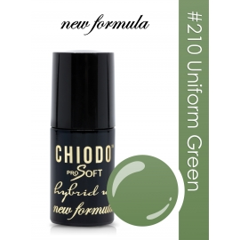 ChiodoPRO SOFT New Formula 210 Uniform Green