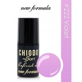 ChiodoPRO SOFT New Formula 222 Violet