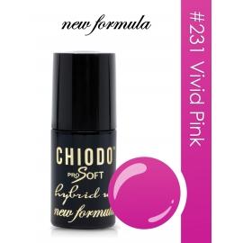 ChiodoPRO SOFT New Formula 231 Vivid Pink