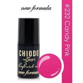 ChiodoPRO SOFT New Formula 232 Candy Pink
