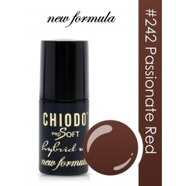 ChiodoPRO SOFT New Formula 242 Passionate Red