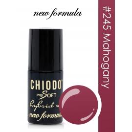 ChiodoPRO SOFT New Formula 245 Mahogany