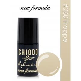 ChiodoPRO SOFT New Formula 260 Frappe