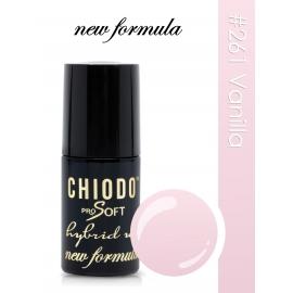 ChiodoPRO SOFT New Formula 261 Vanilla