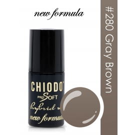 ChiodoPRO SOFT New Formula 280 Gray Brown