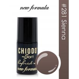 ChiodoPRO SOFT New Formula 281 Sienna