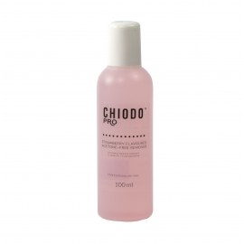 ChiodoPRO Strawberry flavoured Acetone-free 100ml