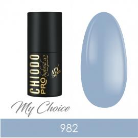 ChiodoPRO Summer Time 982 Blueberry lakier hybrydowy 7 ml