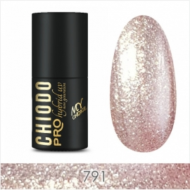 CHIODO PRO BLACK & WHITE STYLE 791 ROSE GOLD 7ML