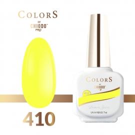 Lakier hybrydowy Colors By ChiodoPRO nr 410 Lemon Juice 7 ml