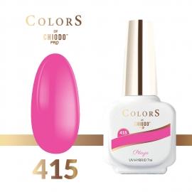 Lakier hybrydowy Colors By ChiodoPRO nr 415 Pitaya  7 ml