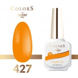 Lakier hybrydowy Colors By ChiodoPRO nr 427 Pumpkin Pie 7 ml