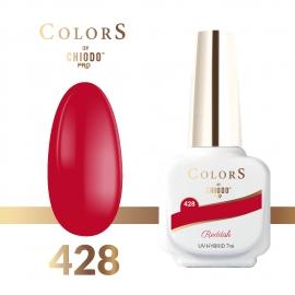 Lakier hybrydowy Colors By ChiodoPRO nr 428 Reddish 7 ml