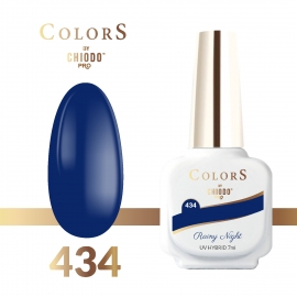Lakier hybrydowy Colors By ChiodoPRO nr 434 Rainy Night 7 ml