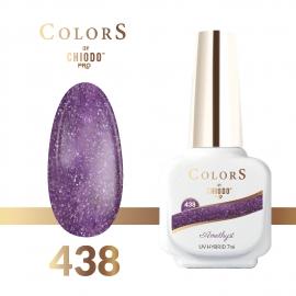 Lakier hybrydowy Colors By ChiodoPRO nr 438 Amethyst 7 ml