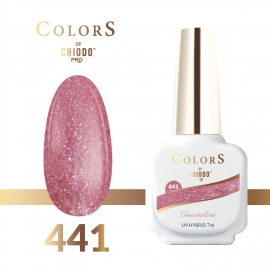 Lakier hybrydowy Colors By ChiodoPRO nr 441 Tourmaline 7 ml