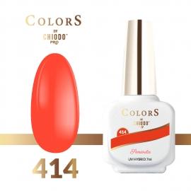 Lakier hybrydowy Colors By ChiodoPRO nr 414 Seniorita  7 ml