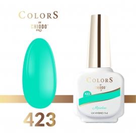 Lakier hybrydowy Colors By ChiodoPRO nr 423 Meadow 7 ml