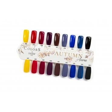 ChiodoPRO Wzornik kolorów Colors - Autumn Aura
