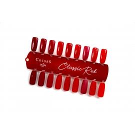 ChiodoPRO Wzornik kolorów Colors - Classic Red